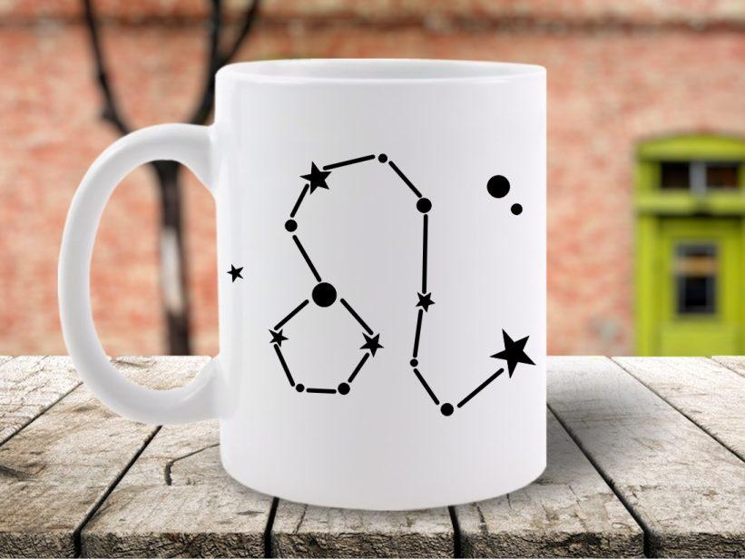 Cana Constelatie Zodia Leu