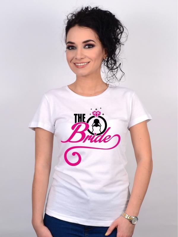 Tricou Burlacite The Bride Diamant