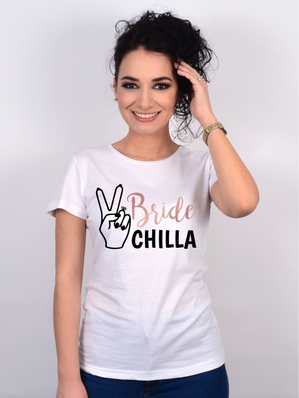 Tricou Mireasa Bridechilla
