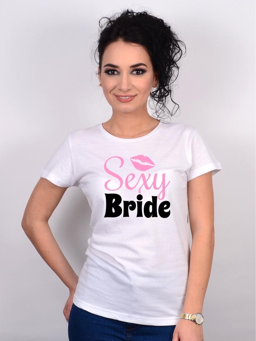 Tricou Mireasa Sexy Bride