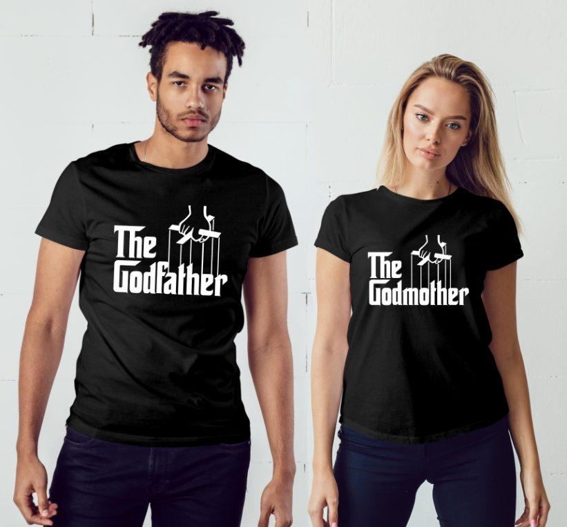 Tricouri Cuplu pentru Nasi