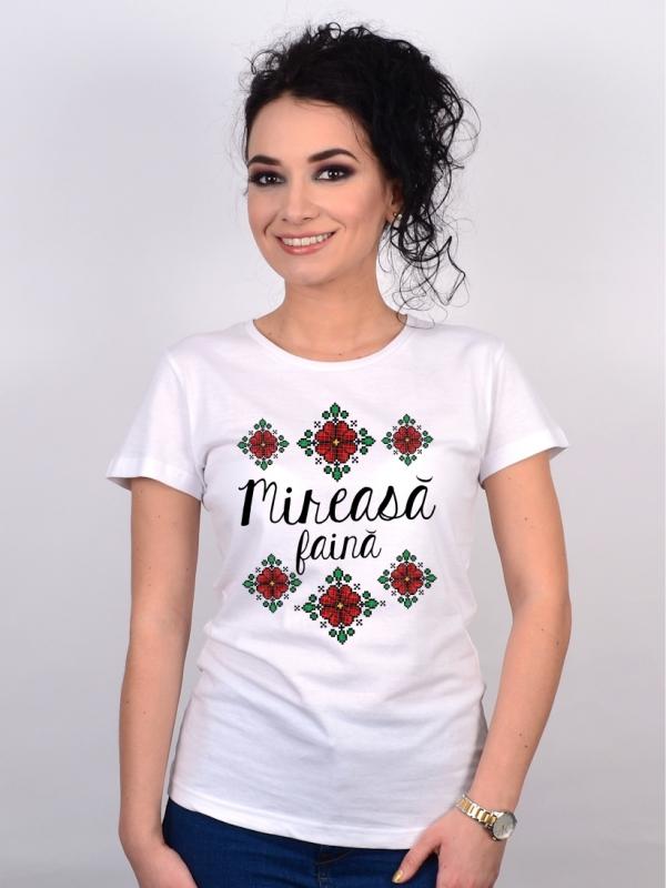 Tricou Mireasa Faina