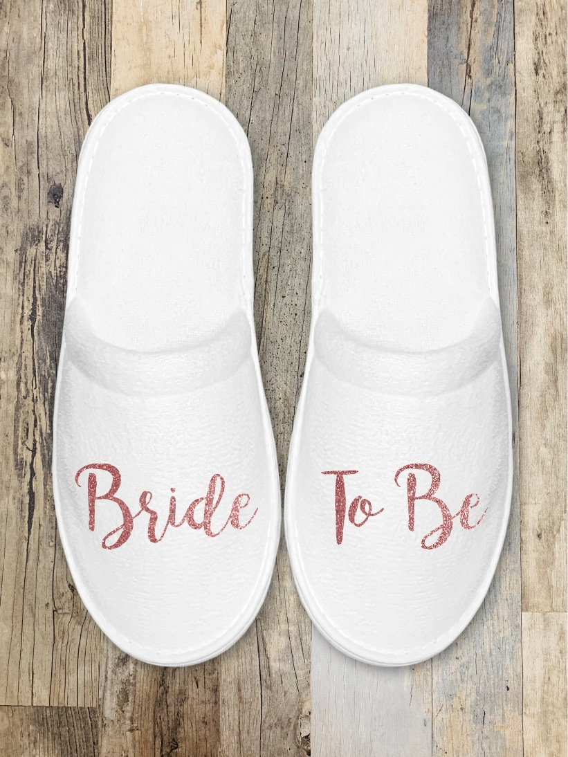 Papuci Bride To Be
