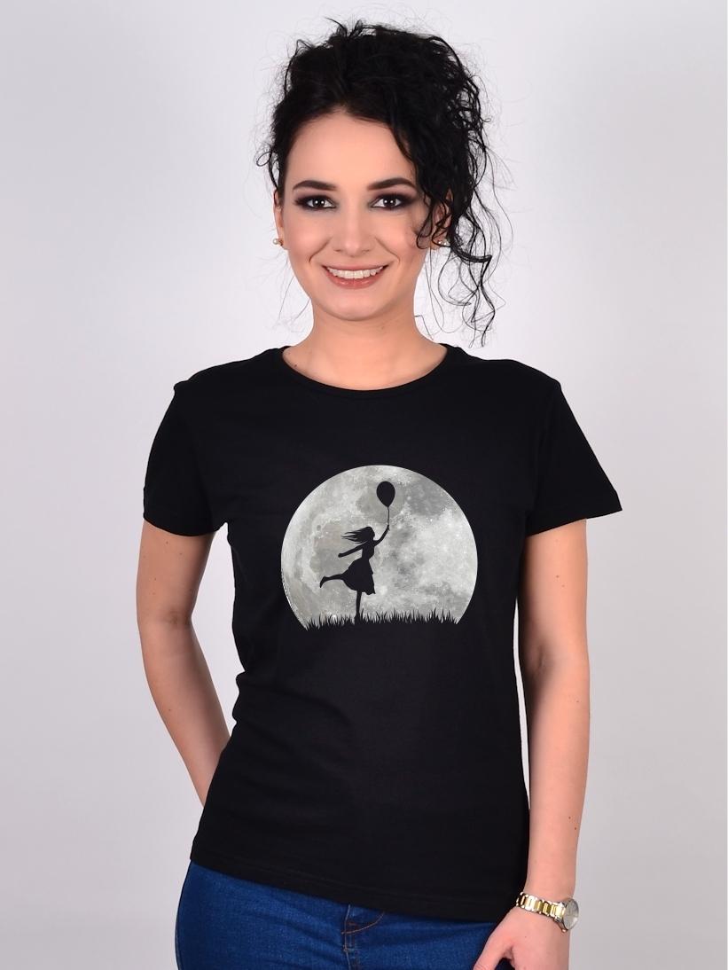 Tricou Luna Plina