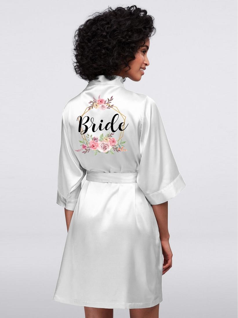 Halat Bride Floricele