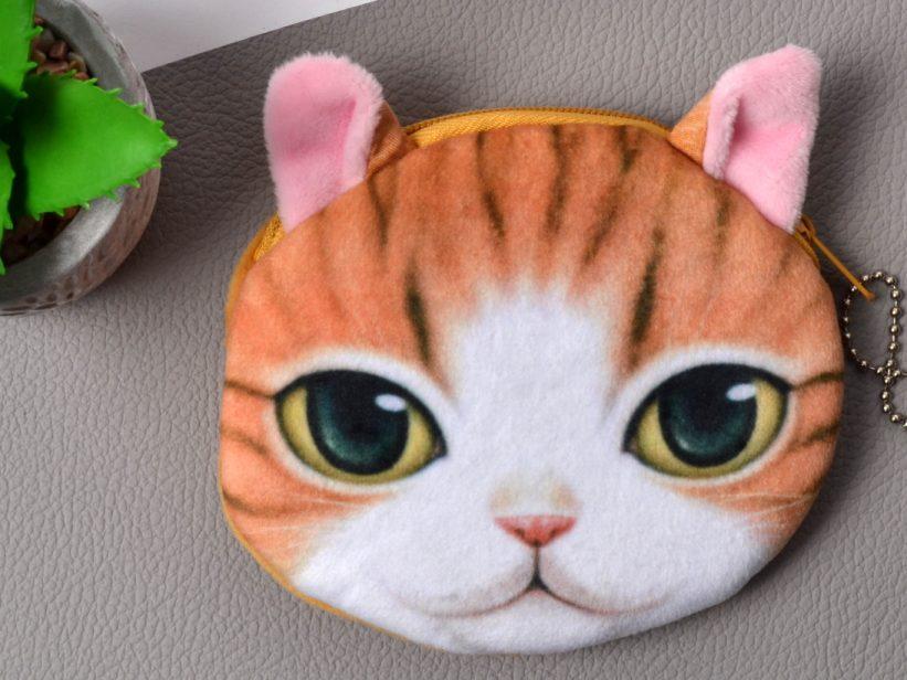 Portofel Pisica Ally