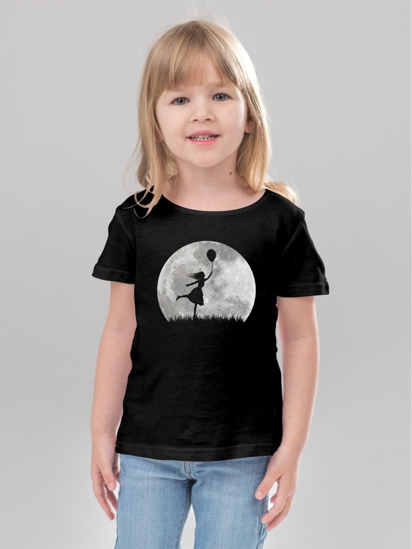 Tricou Copii Luna Plina