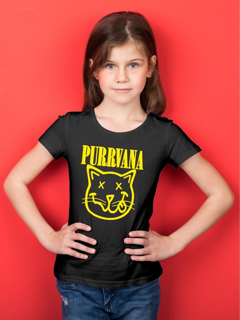 Tricou Copii Purrvana