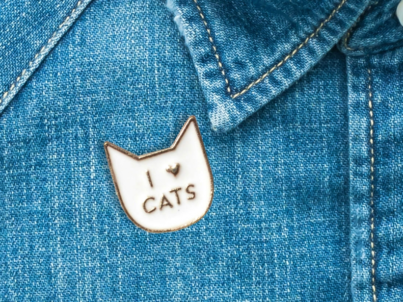 Pin I Love Cats