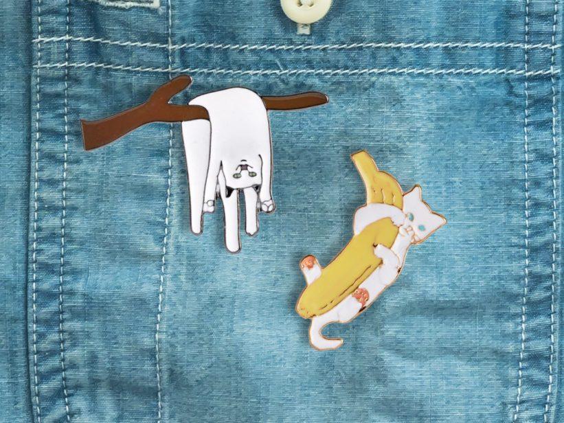 Set Pin-uri Fluff You In Copac