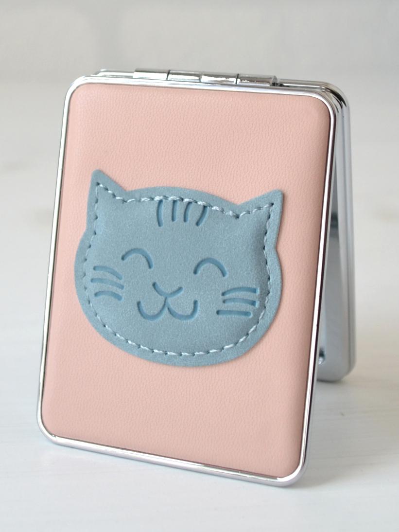 Oglinda Pisica Roz si Bleu