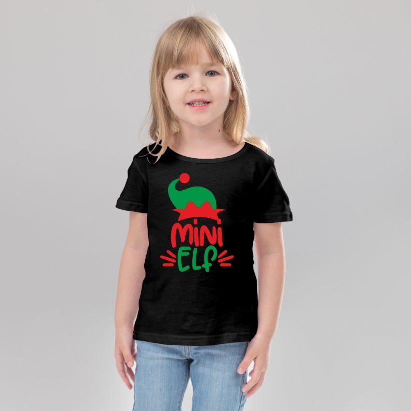Tricou Copii de Craciun Mini Elf