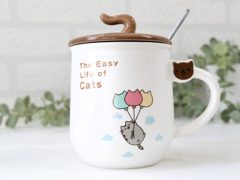 Cana cu Capac The Easy Life Of Cats Balloons