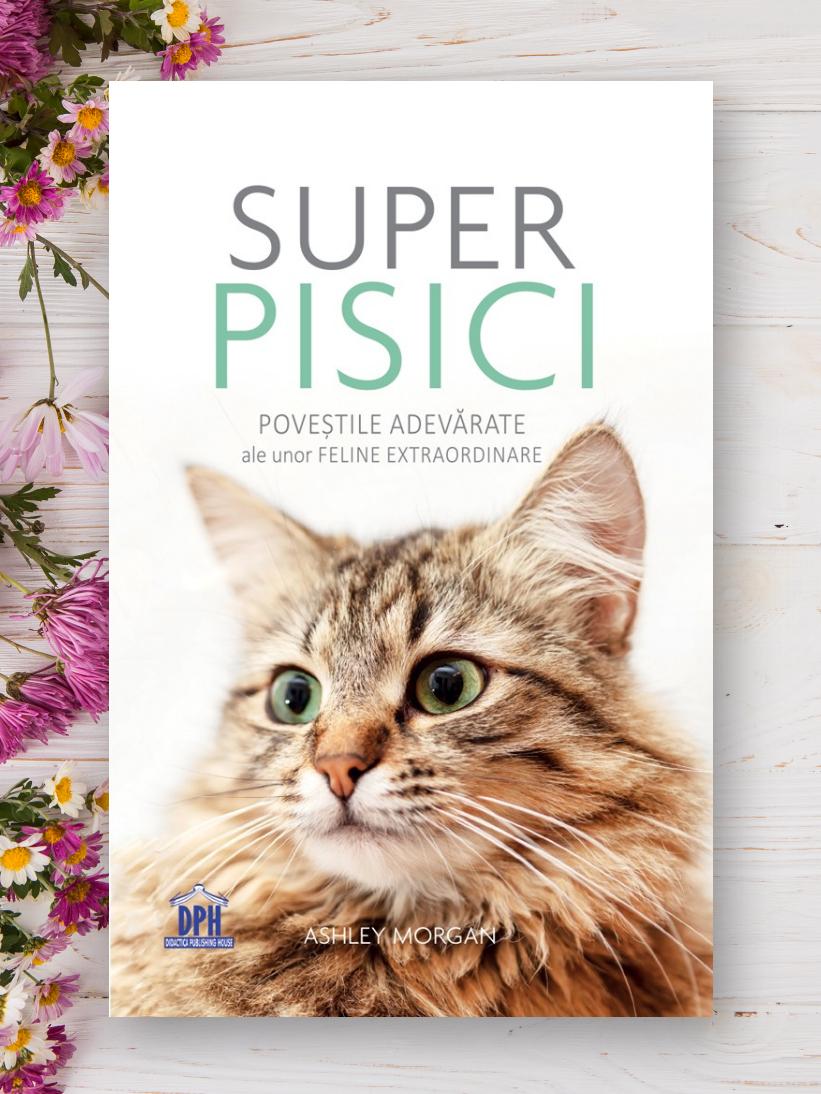 Super Pisici - Ashley Morgan