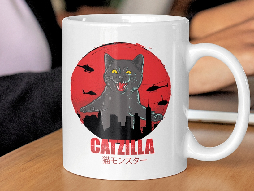 Cana Pisica Catzilla